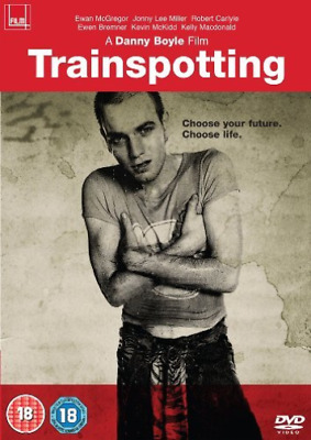 Ewan McGregor, Ewen Bremner-Trainspotting (UK IMPORT) DVD [REGION 2] NEW