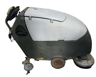 Nilfisk BA751 Scrubber Dryer with 710mm cleaning width - Reconditioned