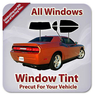 PreCut Window Film 5/% VLT Limo Black Tint for Ford Explorer 4 Dr 1998-2001