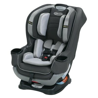Graco Extend2Fit Convertible Car Seat with Safety Surround, Byron 52829072
