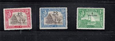 Aden # 39,42,43 Vf-Mlh Kgv1 Currency Change