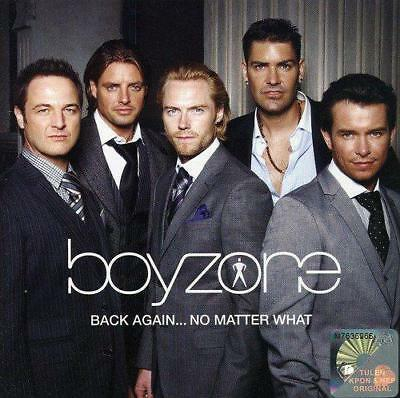 Back Again: No Matter What - The Greatest Hits, Boyzone, Good Import