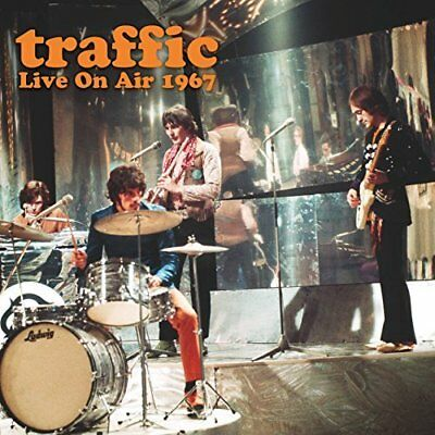 Traffic-Live On Air 1967 (UK IMPORT) CD NEW