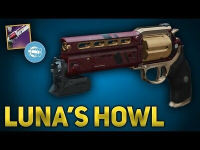 Destiny 2 Luna's Howl Fabled 2100 Glory Points (Ranked Wins) Ps4&Xbox