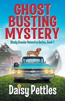 Ghost Busting Mystery by Daisy Pettles (English) Paperback Book Free Shipping!