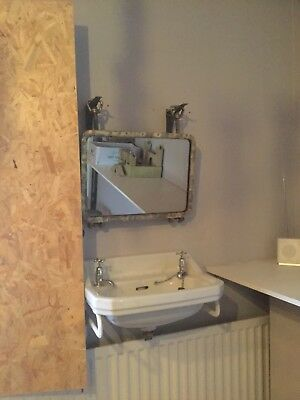 Victorian sink basin, Brackets And Taps Collection Bd19