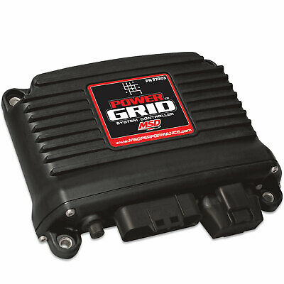MSD 77303 MSD Power Grid System - Controller Only - Black