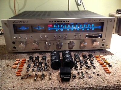 Marantz 2265B-----Parts Kit For Premium Restoration