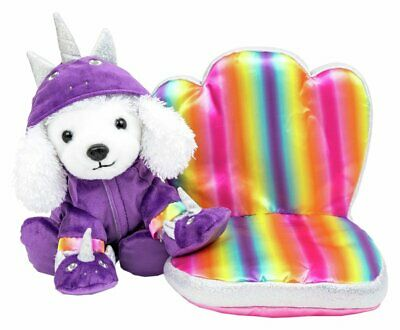 Chad Valley Bright Paws Bumper Rainbow Print Sofa Set 3+ Years
