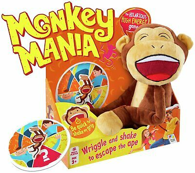 Monkey Mania Game 1+ Players 3+ Years