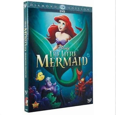 The Little Mermaid DVD Special Edition Walt Disney Classic Movies Animated Films
