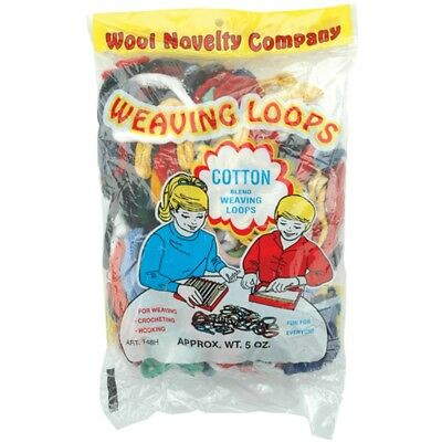 Jersey Weaving Loops 5 Ounces-assorted - Cotton Ozassorted