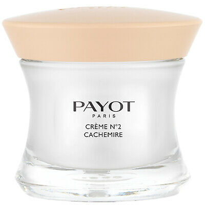 NEW Payot Paris Creme N2 Cachemire: Anti-Redness Anti-Stress Soothing Rich Care