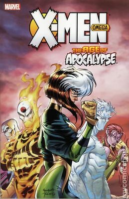 X-Men Age of Apocalypse TPB (Marvel) #3-1ST 2015 FN Stock Image