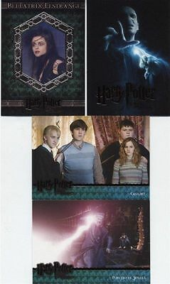 Harry Potter OOTPU 91-180 Collector/Trading Cards Full Set