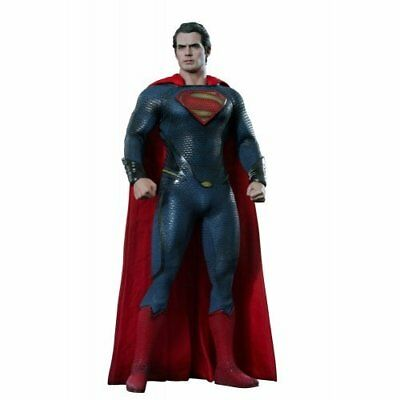 1/6 Scale Man of Steel: Superman Figure by Hot Toys