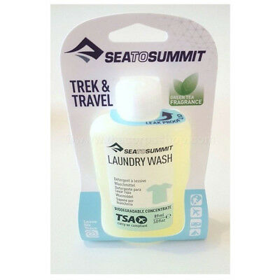 Seat To Summit Outdoor Sports Camping Instant Clean Liquid Laundry Wash (M12)