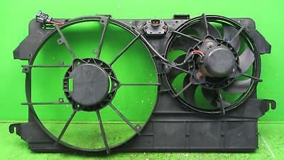FORD TRANSIT CONNECT Mk1 Radiator Cooling Fan and cowl 1.8 TDCI