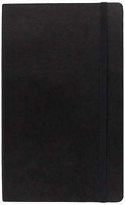 Moleskine Professional Collection Notebook, Large Soft Cover, Black, Brand New