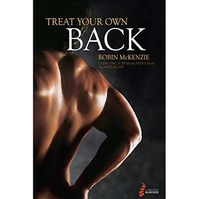Treat Your Own Back - Paperback NEW McKenzie, Robin 2011-01-01