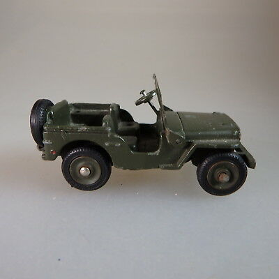 Dinky Toys Nr. 828  Willys Jeep ab 1965 (52042)