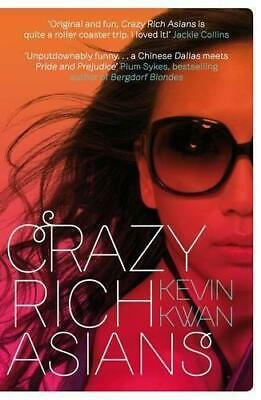 Crazy Rich Asians, Kevin Kwan, Good Condition Book, ISBN 9781782393306