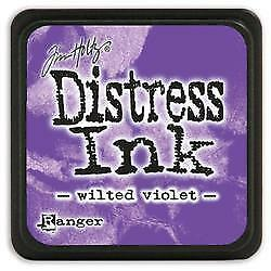 Wilted Violet - Distress Mini Ink Pad