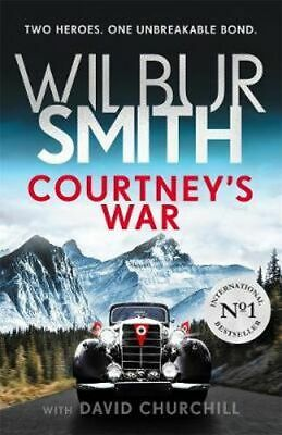 NEW Courtney's War By Wilbur Smith Hardcover Free Shipping