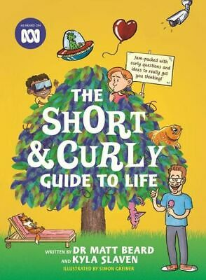 NEW The Short & Curly Guide to Life By Dr Matt Beard Paperback Free Shipping