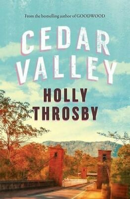 NEW Cedar Valley By Holly Throsby Paperback Free Shipping