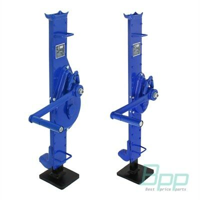 1,5 - 3,0 Tons Hand Hoist Wind Floor Winch Lifting Winch Rack Winds Steel Winch