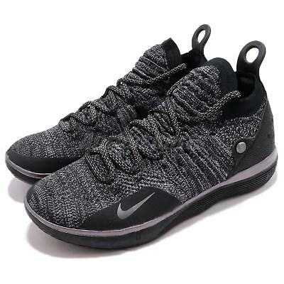 the latest 13c18 50b49 Nike Zoom KD11 EP XI Kevin Durant Black Twilight Pulse Men Shoes AO2605-005