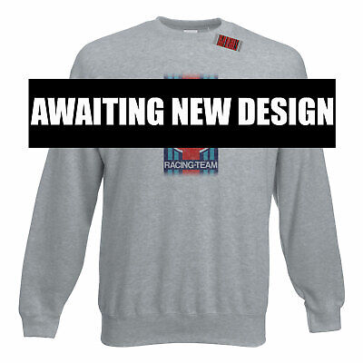 Martini Retro Racing Vintage Washed Out Team McQueen Premium SWEAT SHIRT S-5XL