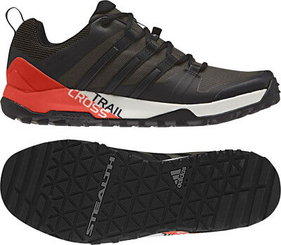ADIDAS TERREX TRAIL Cross Protect Mens Cycling Shoes - Black - EUR ... 2a640afb5