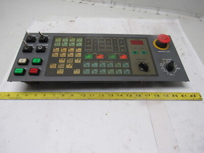 Hankwang Operator Interface Control From a FC3015 Laser