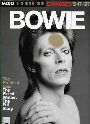 Bowie Changes 1947 - 1975  Mojo Magazine Collectors Series...new