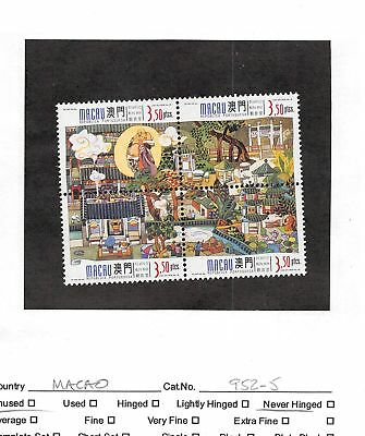 Lot of 45 Macau MNH Mint Never Hinged Stamps #106450 X R