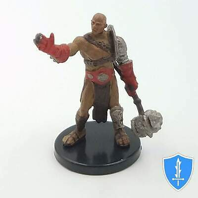 Shoanti Gladiator - Lost Coast #20 Pathfinder Battles D&D Miniature