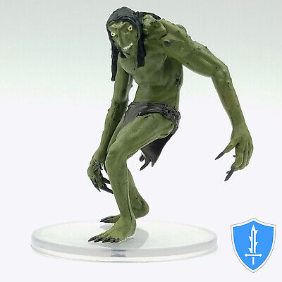 Troll - Rage of Demons #25 D&D Miniature