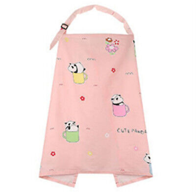 Outdoor Mother Feeding Cover Nursing Soft Cotton Apron for Breastfeeding Nursing
