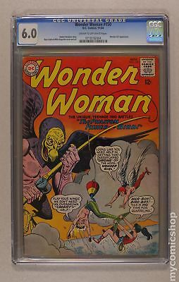 Wonder Woman (1st Series DC) #150 1964 CGC 6.0 0718192004