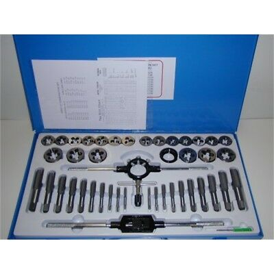 Toolzone 45pc Metric Large Tungsten Tap And Die Set