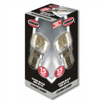 Eveready Oven Lamp, 15w Ses