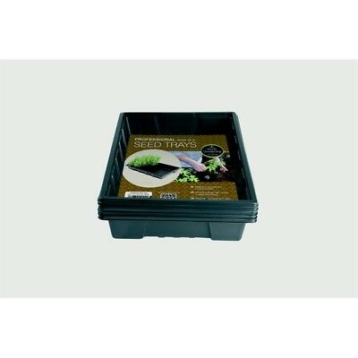Garland Professional Seed Trays Pack 5, 37 x 23.5 x 5cm