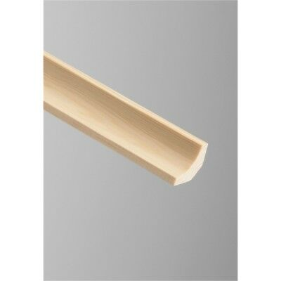 Cheshire Mouldings Scotia Pine, 21 x 21mm x 2.4m