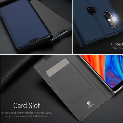 For Xiaomi Smart Phone, Flip Leather Wallet Magnetic Card Slots Stand Cover Case