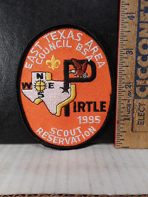 Boy Scouts Of America East Texas Area Council Pirtle Scout Reservation  928TB.