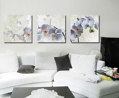 ZWPT298  fashion hand-painted moder Orchid flowers home art oil painting canvas