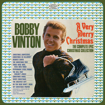 Bobby Vinton - A Very Merry Christmas: Complete Epic Christmas [CD New]
