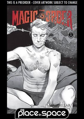 (Wk44) The Magic Order #5B - B+W Variant - Preorder 31St Oct
